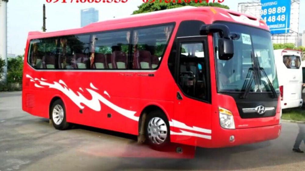 Cho thuê xe 29 Chỗ, 30 Chỗ tại quận 9 Hồ Chí Minh